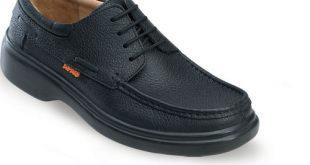 کفش مردانه چرم افاق
