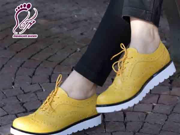 تولیدی کفش اسپرت زنانه