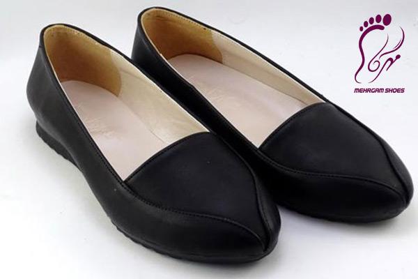 سفارش تولید کفش کارمندی زنانه