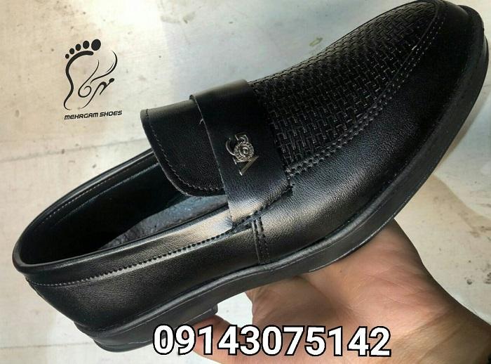 مدل کفش مردانه چرم تبریز