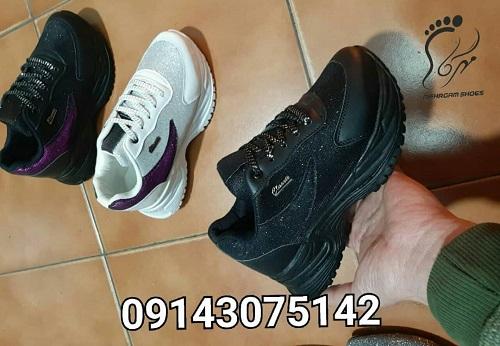 مدل کفش اسپرت زنانه جدید