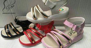 فروش عمده صندل بچه گانه و کفش تابستانی