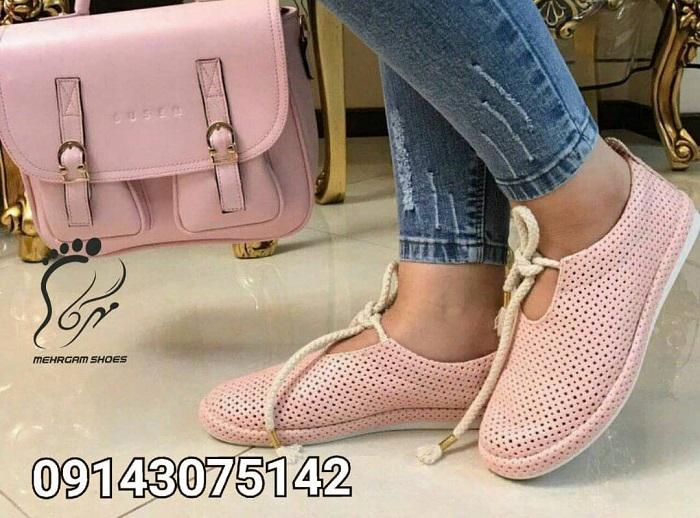 بهترین کانال کفش زنانه
