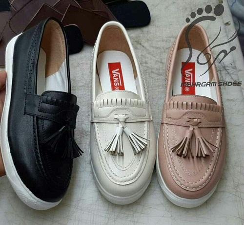 کفش کالج دخترانه شیک